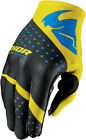 Thor 2017 S7 Invert Rhythm Gloves (Pair) Yellow Mens All Sizes