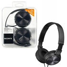 NEW Sony MDR-ZX310 Stereo / Monitor Over-Head Headphones New