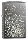 Personalised Web Zippo Cigarette Lighter Engraved