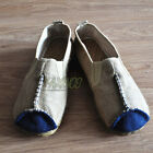 Chinese Vintage Womens Linen Casual Needlepoint Embroidered Ladies Flats Shoes