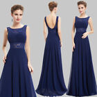 Ever Pretty Long Bridesmaid Evening Formal Dresses Party Prom Gowns 08741