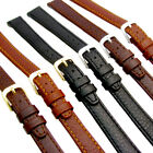 Genuine Leather Watch Strap Band by CONDOR Buffalo Grain 8mm 10mm 12mm 14mm 086R