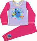 Girls Disney Finding Dory Nemo Pyjamas Size 1.5 to 5Yrs Can Be Personalised FD03