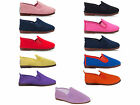 FLOSSY FLOSSYS KIDS BABY TODDLER PLIMSOLLS PUMPS SHOES SIZE UK 3 / 19 - 2 / 34