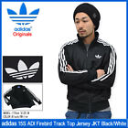 New Adidas Mens ADI Firebird Tracksuits Track Jackets Tops Fleece Black UK Sizes