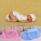 1Pcs Foldable Baby Infant Mosquito Nursery Cradle Bed Crib Net Summe Canopy Tent