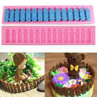 3D Butterfly Pearl Lace Silicone Buttons Baby Cake Mold Fondant Decorating Mould