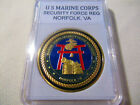 Marine Corps Security Force Regiment Challenge Coin