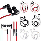 Bass Headset Stereo Headphone Earphone Earbud For iPhone Samsung PC In-ear 3.5mm