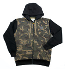 Fox Chunk Camo Body Zip Hoody For Fishing