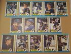 1989-90 OPC ST.LOUIS BLUES Select from LIST NHL HOCKEY CARDS O-PEE-CHEE