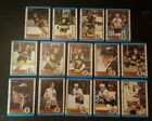 1989-90 OPC BOSTON BRUINS Select from LIST NHL HOCKEY CARDS O-PEE-CHEE