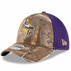 MINNESOTA VIKINGS New Era Realtree Camo Neo 39THIRTY Flex Hat