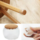 1/4/8Pcs Silicone Chair Leg Caps Feet Pads Furniture Table Wood Floor Protectors