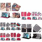 For Apple iPhone SE 5 5S PU Leather Bling Flip Wallet Credit Card Cover Case