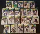 1983-84 OPC TORONTO MAPLE LEAFS Select from LIST NHL HOCKEY CARDS O-PEE-CHEE