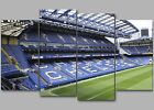 Stamford Bridge Chelsea Football Club 4 Panel Split Canvas Picture Wall Art