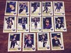 1986-87 OPC BUFFALO SABRES Select from LIST NHL HOCKEY CARDS O-PEE-CHEE