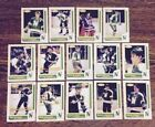 1986-87 OPC MINNESOTA NORTH STARS Select from LIST NHL HOCKEY CARDS O-PEE-CHEE