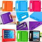 For iPad 2/3/4 Mini Air EVA Foam Case Child Safe Shock Proof Handle Stand Cover