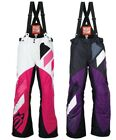 Arctiva Womens 2017 Snowmobile Comp Insulated Snow Pant Bibs Sizes XS-2XL