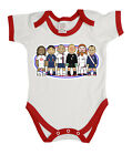 VIPwees Babygrow USA Football Legends Boys & Girls Baby Bodysuit