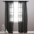 Best Home Fashion, Inc. Curtain Panel Set of 2