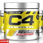 Cellucor C4 Pre Workout Explosive G4 Chrome Series 30 Servings - 60 servings
