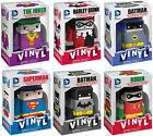 DC Comics - Vinyl Cubed Superman/Joker/Batman/Harley Quinn - New Official In Box