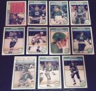 1982-83 OPC HARTFORD WHALERS Select from LIST NHL HOCKEY CARDS O-PEE-CHEE