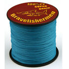 Top Blue 100%PE 4Strength Dyneema Spectra 100-1000M 6-100LB Fishing Braided Line