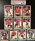 1987-88 OPC CHICAGO BLACK HAWKS Select from LIST NHL HOCKEY CARDS O-PEE-CHEE
