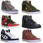 Dc Shoes Spartan High Wc Mens Suede Leather Trainers