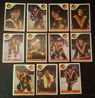 1985-86 OPC VANCOUVER CANUCKS Select from LIST NHL HOCKEY CARDS O-PEE-CHEE