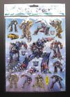 Lot Transformers Stickers Children Stick Transparent PVC stickers Party Gift T91