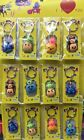 Lot Mixed Cartoon TSUM tsum Key Chains Metal 3D Stereo Key Ring Party Favors