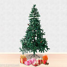 Multsize Christmas Tree Fireproof Leaf Holiday Decoration w  Stand