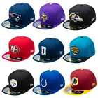 SALE - New Era NFL On Field Team Patriots Cowboys Giants 49ers Fitted Cap - SALE