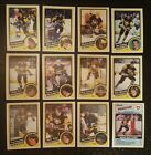 1984-85 OPC PITTSBURGH PENGUINS Select from LIST NHL HOCKEY CARDS O-PEE-CHEE