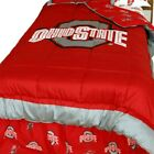 New NCAA College Comforter Set - Bedding Sports Team Logo Comforter and Sham Bed