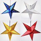 2016 Christmas Party Decoration Xmas String Hanging Star Christmas Tree Ornament