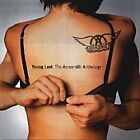 CD DOUBLE ALBUM -  Aerosmith - Young Lust: The Anthology (The Very Best Of