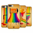 HEAD CASE DESIGNS COLOUR DRIPS SOFT GEL CASE FOR APPLE iPHONE 7 PLUS