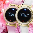 Women's Bluetooth Smart Touch LCD Digital Watch Phone Mate for iPhone Samsung