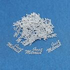 1750pcs Sparkle Heart JUST MARRIED Letter Wedding Confetti Table Decor Scatters