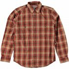 FILSON ORIGINAL WILDWOOD SHIRT BRICK DUNE