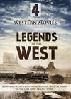 4-Movie Legends of the West 1 [New DVD] Full Frame