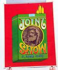 RICK GRIFFIN JOINT SHOW ORIGINAL '67 FIRST PRINT 1200 Limited UNCUT SHEET POSTER