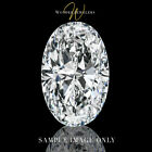 1.7 Carat Oval Cut Loose Diamond GIA Certified F/SI1 +Free Ring (1219710862)