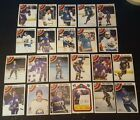 1978-79 OPC BUFFALO SABRES Select from LIST NHL HOCKEY CARDS O-PEE-CHEE